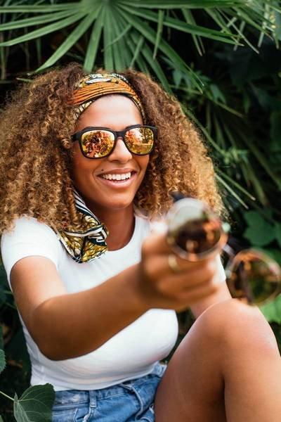 lunettes de soleil femme carrees