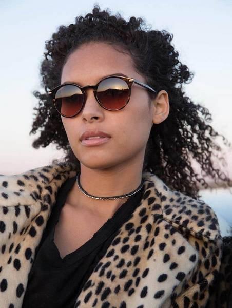 lunettes de soleil femme ronde