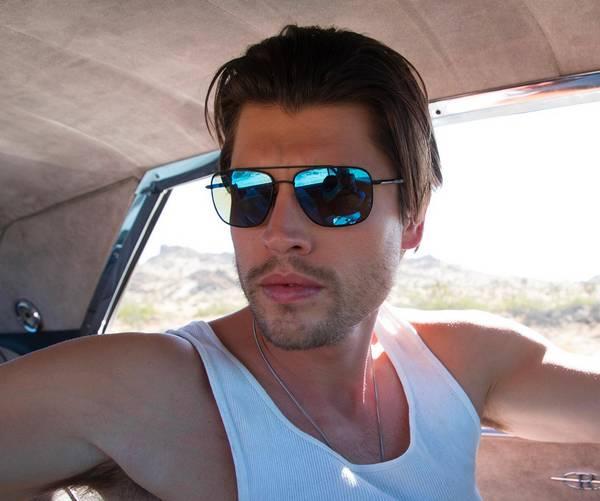 lunettes de soleil homme aviateur mythique